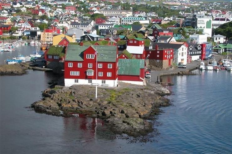 Farska ostrva Erik Christensen