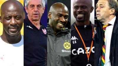 5 coaches who could be considered for the vacant Black Stars job