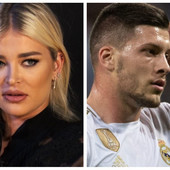 LUKA JOVIĆ ZABORAVIO SOFIJU Fudbaler se sad zaljubio u drugu manekenku, ovo je Dragana KOJA GA JE OČARALA