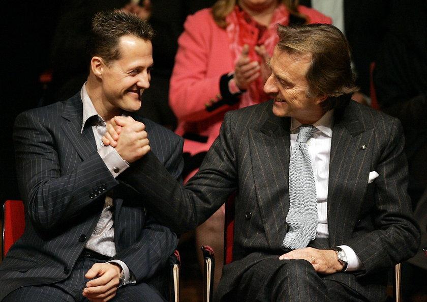 Były szef Ferrari wypowiedział się na temat leczenia Schumachera