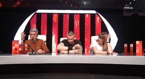 Saša Popović napao žiri Zvezda Granda zbog UNIŠTAVANJA INVENTARA, pa pale i PRETNJE!