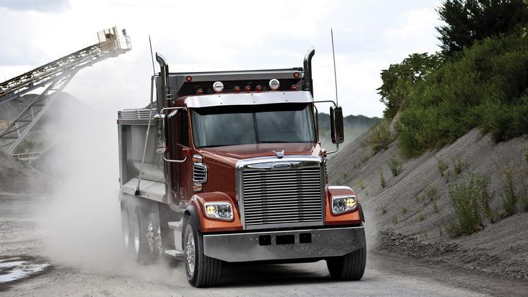 Amerykańskie ciężarówki
