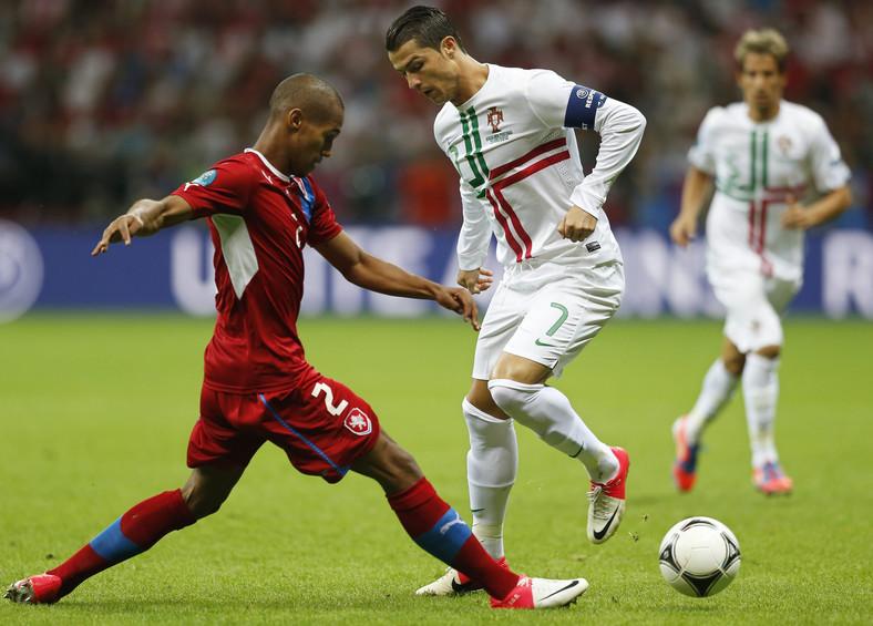 Czechy - Portugalia 0:1