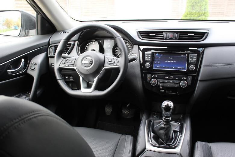 Nissan X-Trail FL 1.6 DIG-T Tekna