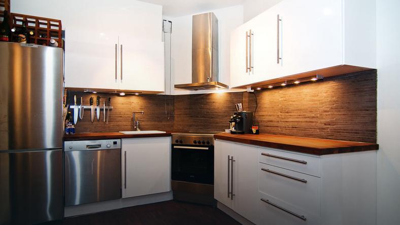 Materiał Na Blat Kuchenny Drewno Dom