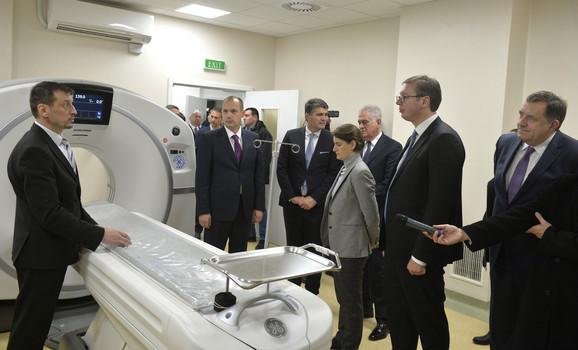 Skratiće liste čekanja: Dva nova skenera, 11 aparata za ultrazvuk i 11 rendgen aparata