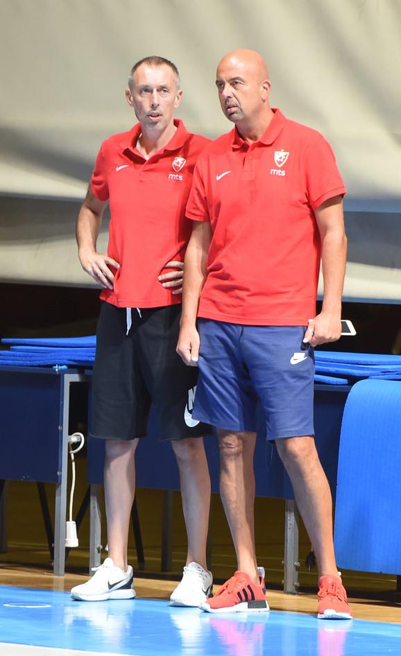 Milan Tomić i Nebojša Ilić