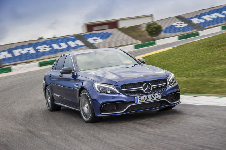 Fabryka adrenaliny - Mercedes-AMG C63 S
