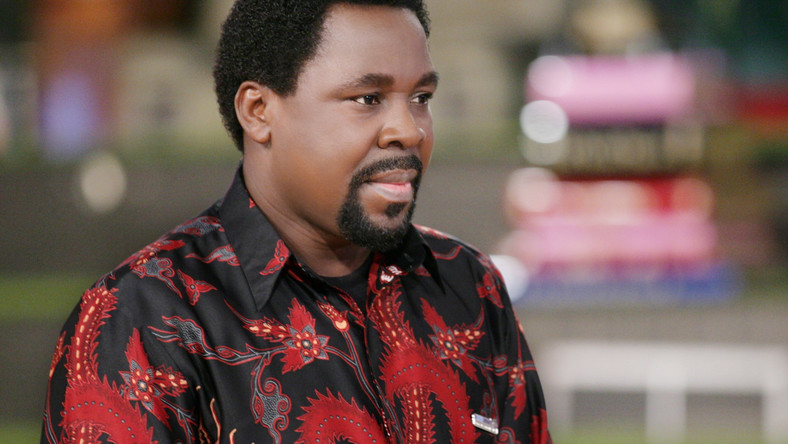 Prophet T B  Joshua SCOAN founder gives his opinion on approved gay