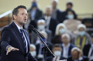 Trzaskowski: Najważniejsze, żebyśmy wygrali wybory
