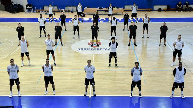 KK Partizan na startu priprema za novu sezonu