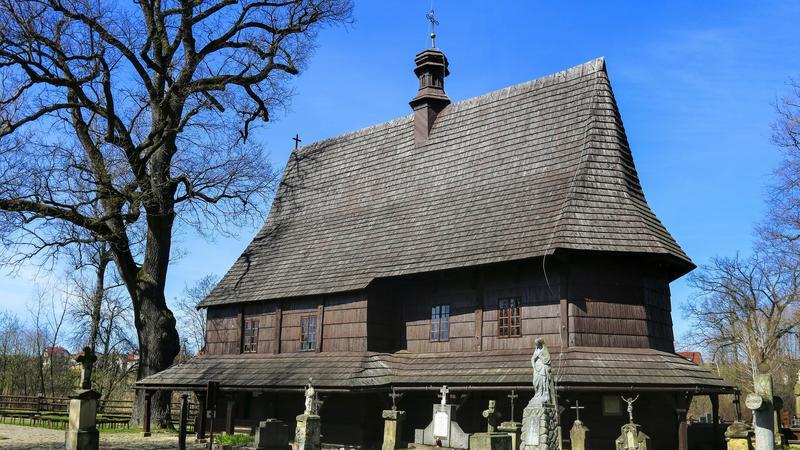 Kościół św. Leonarda, Lipnica Murowana