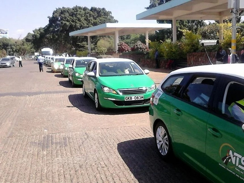 38 NTSA cars handed over to police to go to traffic department - Inspector General Hillary Mutyambai