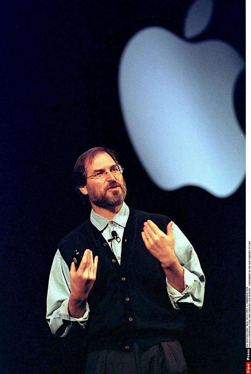 Steve Jobs nie żyje. Był miliarderem, ale nie pokonał...