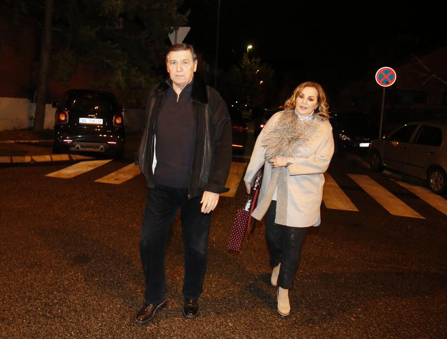 Milutin Mrkonjić i Ana Bekuta