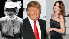 Donald Trump i kobiety - żony, córki, kochanki