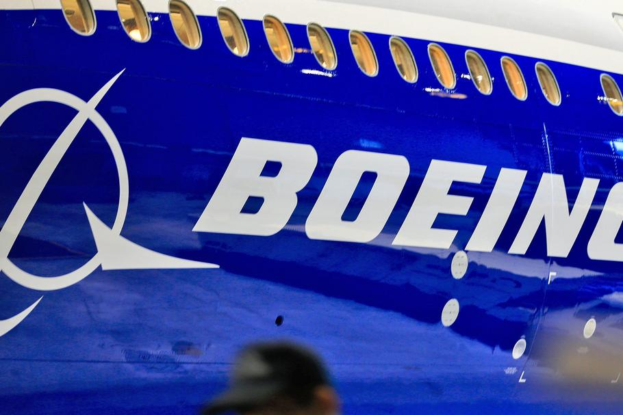 Aircraft manufacturing company Boeing results