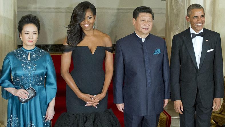 USA CHINA DIPLOMACY (Chinese President Xi Jinping visits Washington, DC)