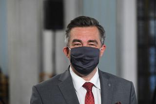 Porozumienie zajmie się wnioskiem o usunięcie z partii Zbigniewa Gryglasa