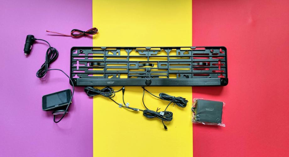 Funk-Ultraschall-Einparkhilfe von Lescars