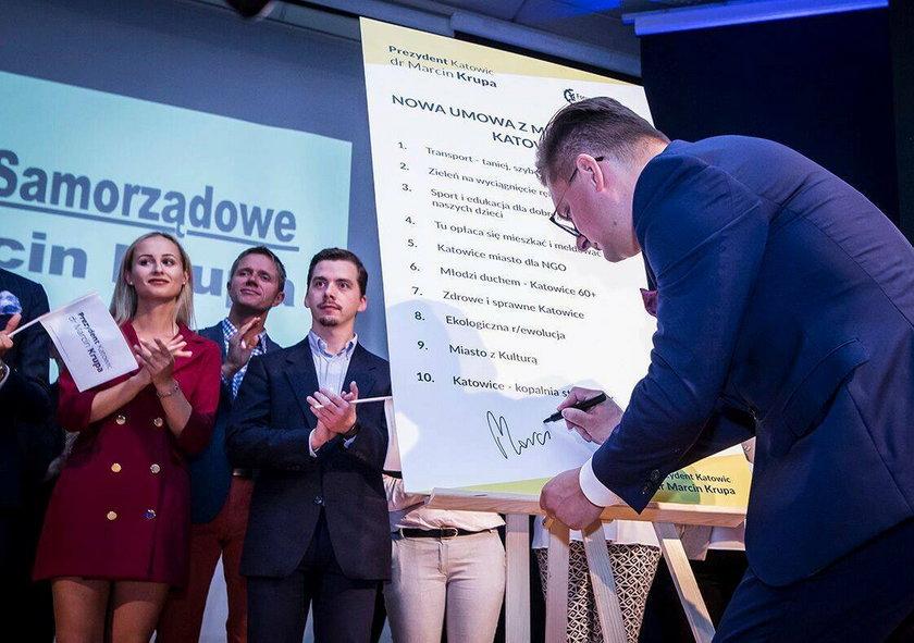 Mieszkańcy Katowic oceniają półmetek rządów prezydenta miasta