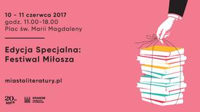 Specjalna edycja Krakowskiego Kiermaszu Książki podczas Festiwalu Miłosza