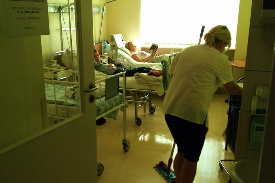 Dla Sprzątaczek Szpital Jest Jak Obóz Pracy Słyszą Jesteście Warte