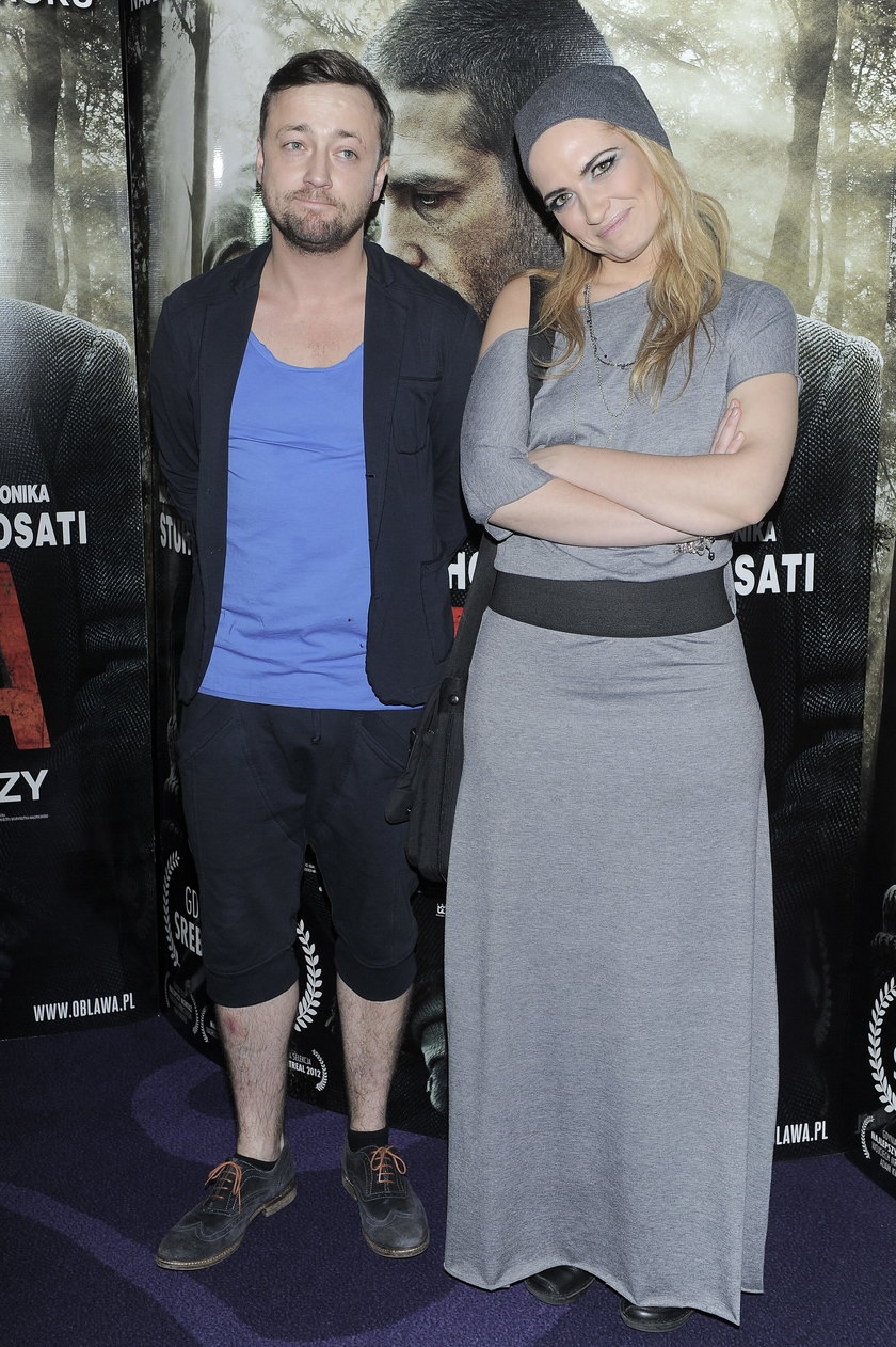 Czesław Mozil i Anna Cieślak