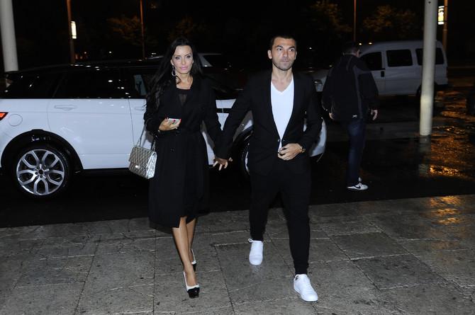 Elena sa sadašnjim suprugom Jugoslavom Karićem