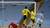 Liga Mistrzów: Szalona końcówka w Manchesterze. Skromna zaliczka City