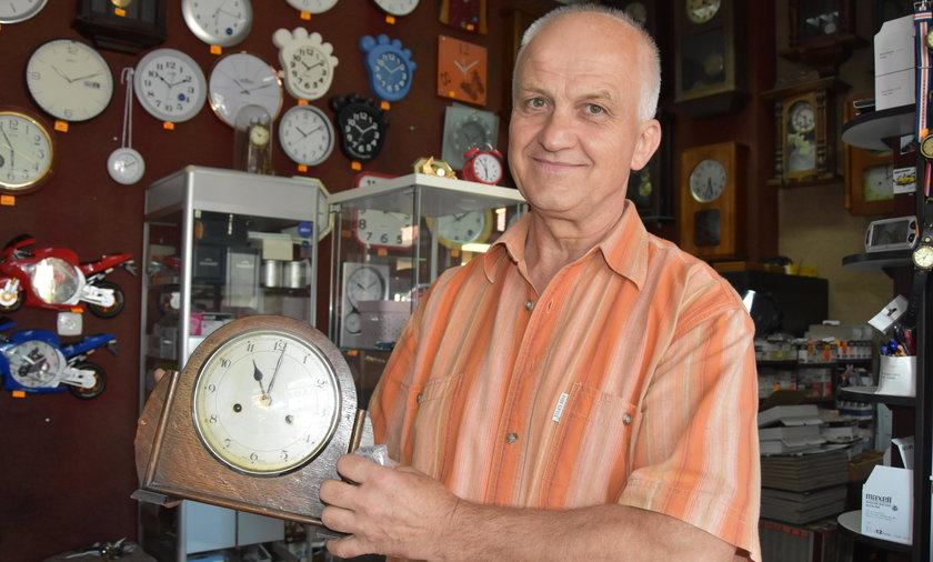 Zegarmistrz apeluje do rządzących
