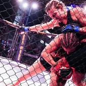 BORBE U SRCU BEOGRADA Marina Spasić i Jovan Marjanović prve zvezde MMA spektakla /FOTO/