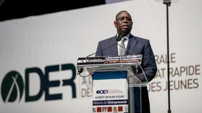 Financement pour l'employabilité des jeunes : Macky a choisi la DER