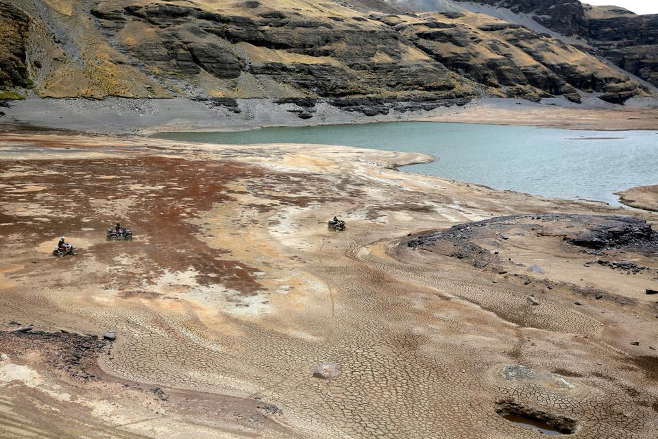 Katastrofalna susza w Boliwii