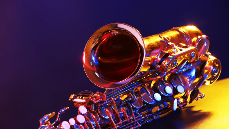 jazz, saksofon