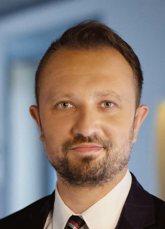 Kamil Walczuk biegły rewident, partner i współzałożyciel sieci firm audytorskich Polska Grupa Audytorska