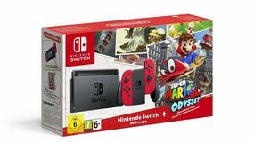 Nintendo Switch i Mario Odyssey za niecałe 1500 złotych z darmową wysyłką do Polski