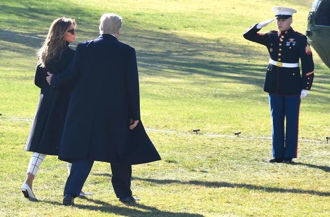 Trampa pogoodio virus džentlmenstva