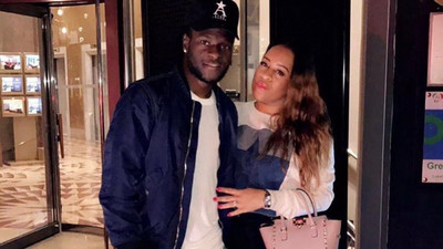 Nigerian footballer Victor Moses welcomes baby with his wife