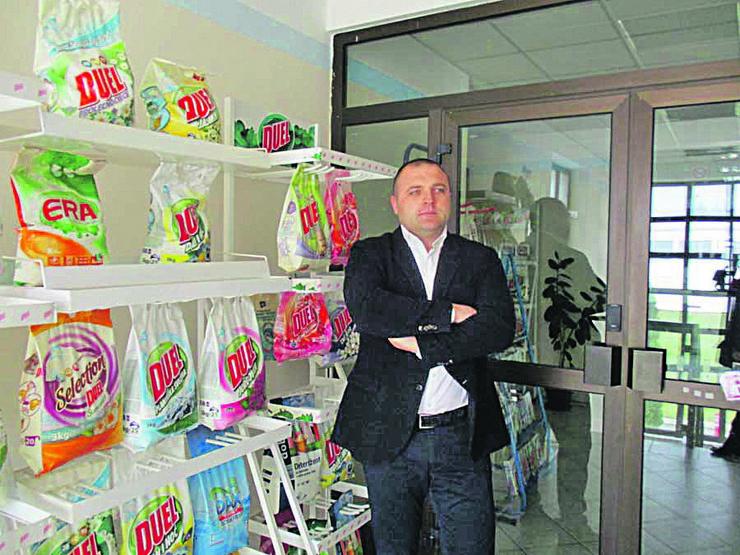 Zrenjanin novi vlasnik Beohemije Davor Milićević foto Slavko Surla