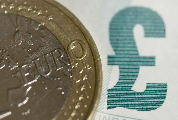 Już w poniedziałek poznaliśmy pierwsze dane wskazujące na umocnienie brytyjskiej waluty.