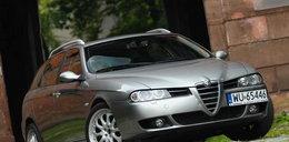 Alfa Romeo 156 Sportwagon. Czy jest awaryjny?