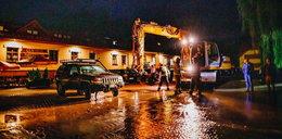 Ulewy w Polsce. Porwało terenówkę, zalało szpital. Duda obiecał po 6 tys. zł dla poszkodowanych