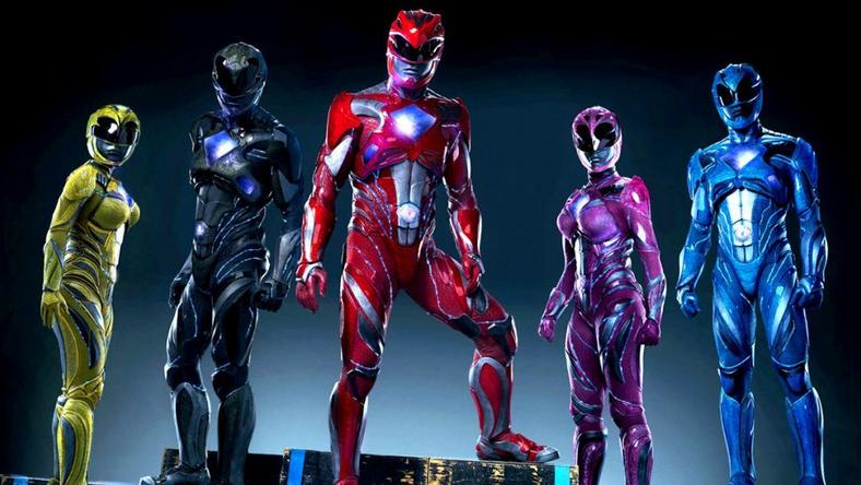 """Power Rangers"": nowe kostiumy"
