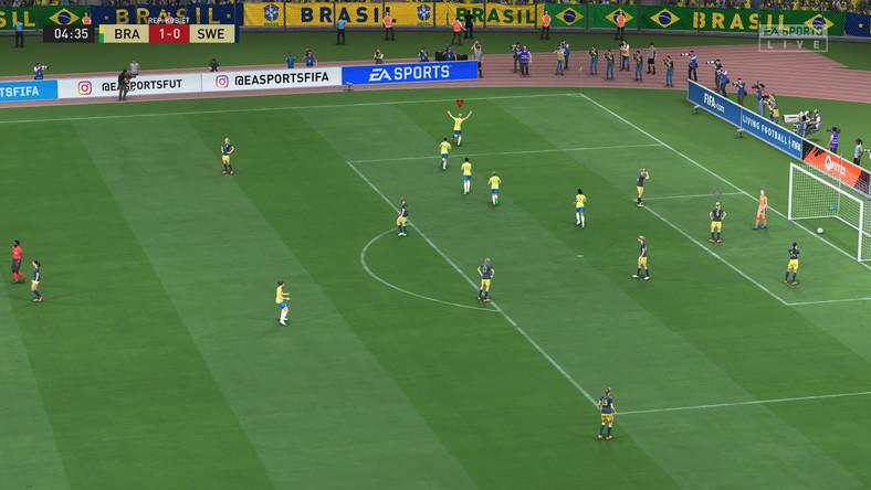 Tak wygląda FIFA22 na PS5