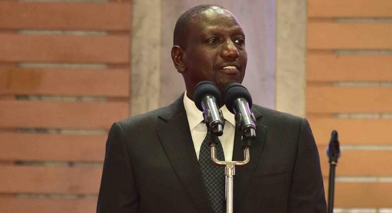 Deputy President William Ruto's South African farm manager Arie Dampers released over lack of evidence