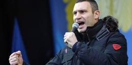 Kliczko: W Kijowie jak na wojnie
