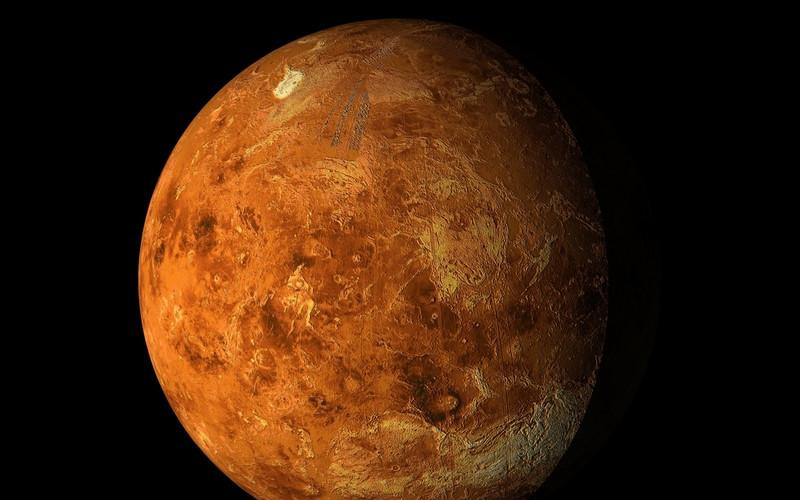 Wenus Planeta Słodyczy