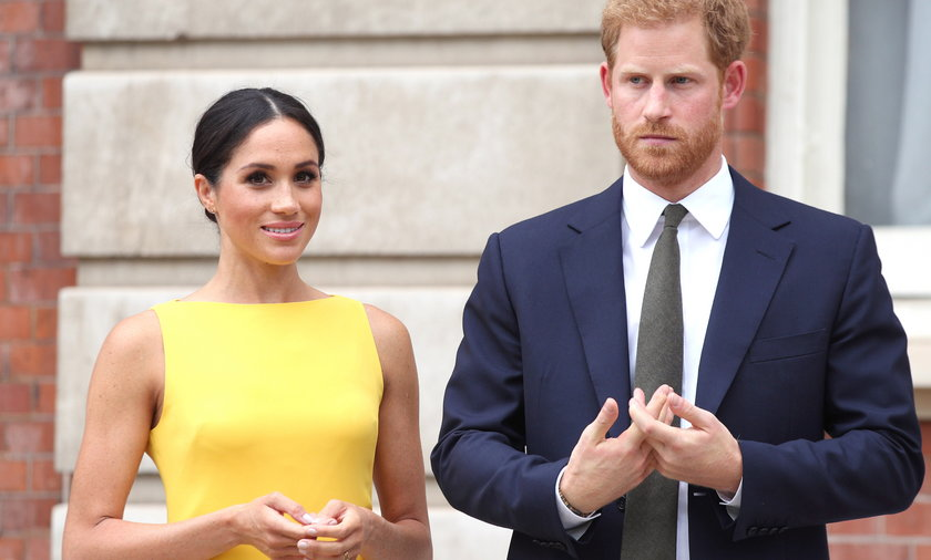 Książę Harry krytykowany za lot prywatnym odrzutowcem do Aspen