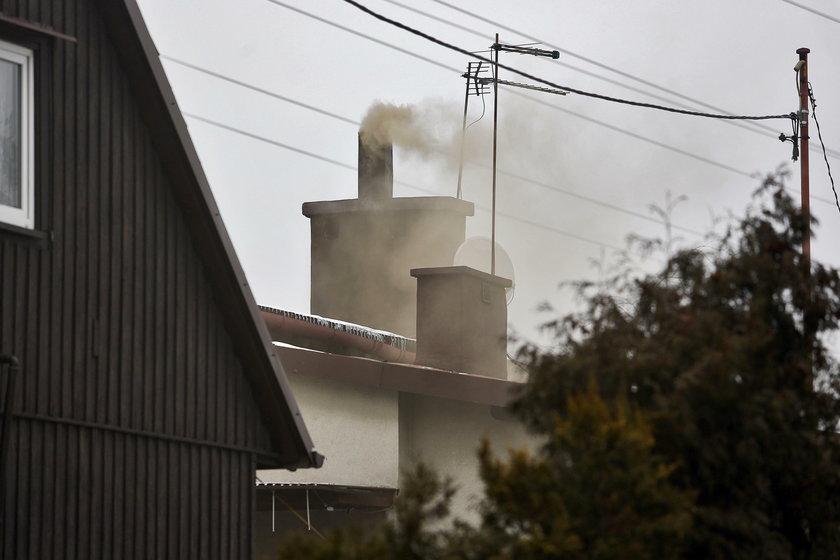 Katowice. Jak rozpoznać toksyczny dym z komina